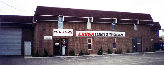 Crown Headquarters